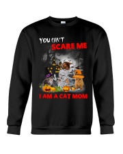You Cant Scare Me Crewneck Sweatshirt thumbnail