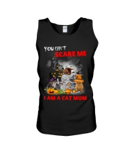 You Cant Scare Me Unisex Tank thumbnail