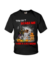 You Cant Scare Me Youth T-Shirt thumbnail