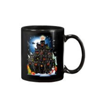 Black Cat Christmas 3007 Mug thumbnail