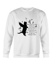 Cat your heart Crewneck Sweatshirt thumbnail