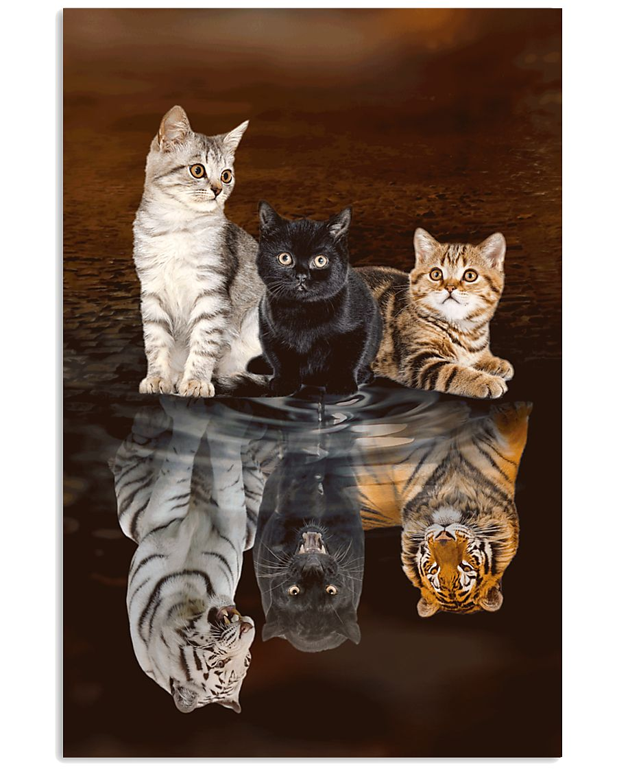 Cats Believe 11x17 Poster