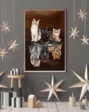 Cats Believe 11x17 Poster lifestyle-holiday-poster-1