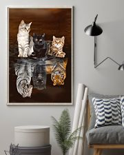 Cats Believe 11x17 Poster lifestyle-poster-1
