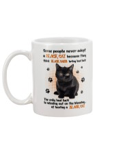 Lucky Have A Black Cat Mug back