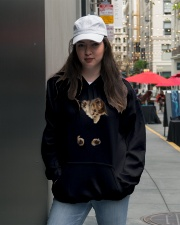 Cat Cute 1012 Hooded Sweatshirt lifestyle-unisex-hoodie-front-5