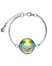 THEIA Cat Summer 2906 Metallic Circle Bracelet thumbnail