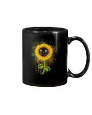 Sunflower Cat Mug thumbnail