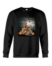Bengal Halloween Crewneck Sweatshirt thumbnail