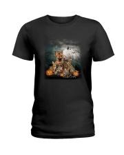 Bengal Halloween Ladies T-Shirt thumbnail