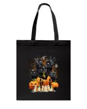 Black Cat Great HW 1608 Tote Bag thumbnail