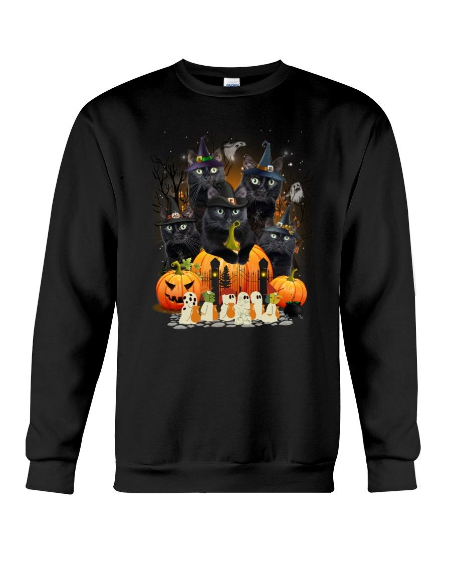 Black Cat Great HW 1608 Crewneck Sweatshirt