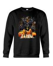 Black Cat Great HW 1608 Crewneck Sweatshirt front
