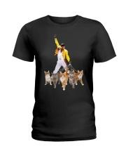 Cat Walk Ladies T-Shirt thumbnail