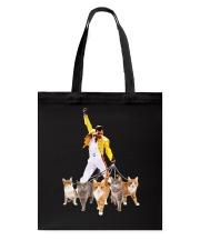 Cat Walk Tote Bag thumbnail