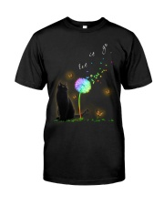 Black Cat Let It Go Classic T-Shirt thumbnail