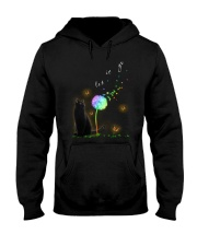Black Cat Let It Go Hooded Sweatshirt tile