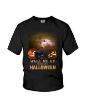 Blackcat Wake Me Up  Youth T-Shirt thumbnail
