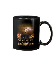 Blackcat Wake Me Up  Mug thumbnail