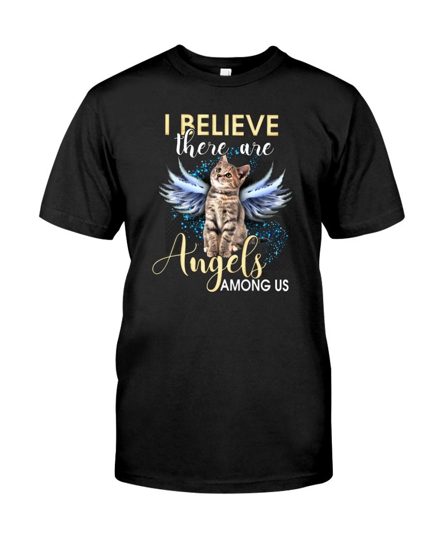 NYX - Cat Angels - 2702 Classic T-Shirt