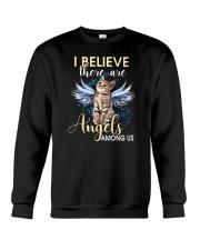 NYX - Cat Angels - 2702 Crewneck Sweatshirt thumbnail