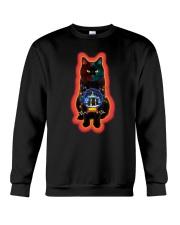Cat christmas 2010 Crewneck Sweatshirt thumbnail
