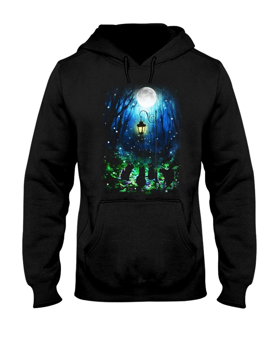 Nyx - More Black Cat - 2511 - N1 Hooded Sweatshirt
