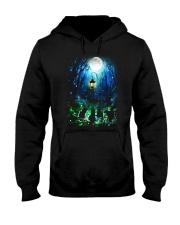 Nyx - More Black Cat - 2511 - N1 Hooded Sweatshirt front