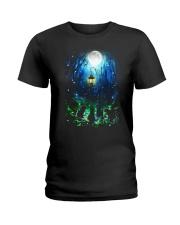 Nyx - More Black Cat - 2511 - N1 Ladies T-Shirt thumbnail