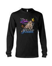 Love You The Day After Forever Long Sleeve Tee thumbnail