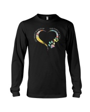 The paws of a Cat Long Sleeve Tee thumbnail