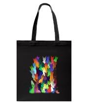 Cats Colorful 1709 Tote Bag thumbnail