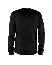 Black cat Trick or Treat 0808 Long Sleeve Tee back