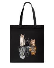 Cats Dreaming Tote Bag thumbnail