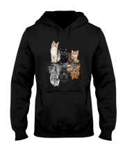 Cats Dreaming Hooded Sweatshirt thumbnail