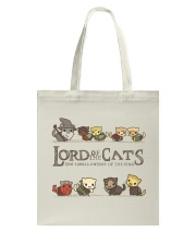 Lord Of The Cats New Tote Bag thumbnail
