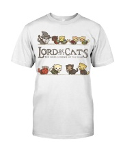 Lord Of The Cats New Classic T-Shirt thumbnail