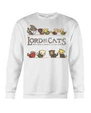 Lord Of The Cats New Crewneck Sweatshirt front