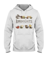 Lord Of The Cats New Hooded Sweatshirt thumbnail