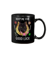 Black Cat Good Luck Mug thumbnail