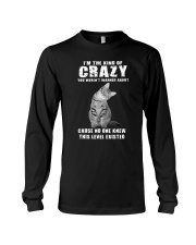 Crazy Cat Long Sleeve Tee thumbnail
