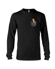 Cat Skeleton Pocket 0712 Long Sleeve Tee thumbnail