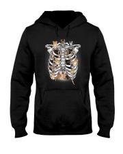 THEIA Cat In Bone 2606 Hooded Sweatshirt thumbnail