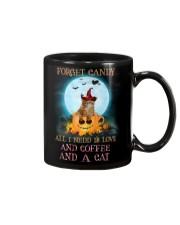 Coffee And Cat Mug thumbnail