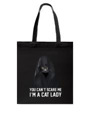 Cat lady 1112 Tote Bag thumbnail