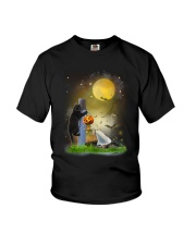 Cat - Mouse - Boo Youth T-Shirt thumbnail