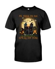 Black Cat Spell On You  Classic T-Shirt thumbnail