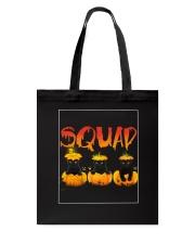 Black Cat Squad Tote Bag thumbnail