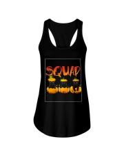 Black Cat Squad Ladies Flowy Tank thumbnail