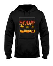 Black Cat Squad Hooded Sweatshirt thumbnail